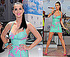 Pictures of Katy Perry Performing at Volkswagen&#039;s Jetta Launch in NYC