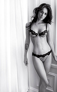 Megan Fox Armani Underwear Ad 2010-06-17 10:00:00