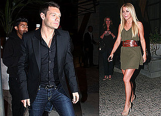 Pictures of Ryan Seacrest And Julianne Hough on a Date in LA