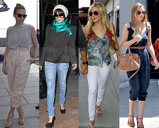 CelebStyle's Four Favorite Looks of the Week