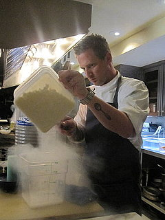 Exclusive Look at the Voltaggio Brothers' Lunch at the 2010 Food & Wine Classic
