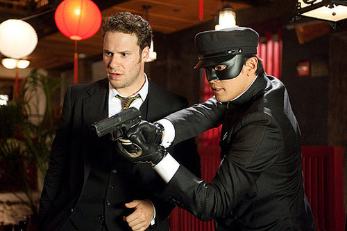 First Photos of Seth Rogen in The Green Hornet 2010-06-21 11:30:28
