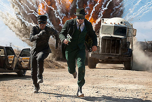 Video Movie Trailer For The Green Hornet Starring Seth Rogen, Cameron Diaz, and Christoph Waltz