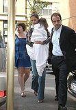 Pictures of Katie Holmes and Suri Cruise