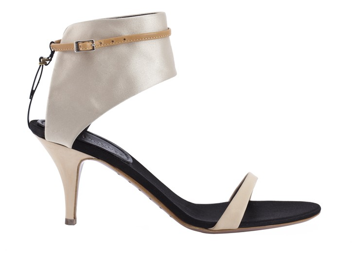 Vionnet and Giuseppe Zanotti Create Restrained Elegance