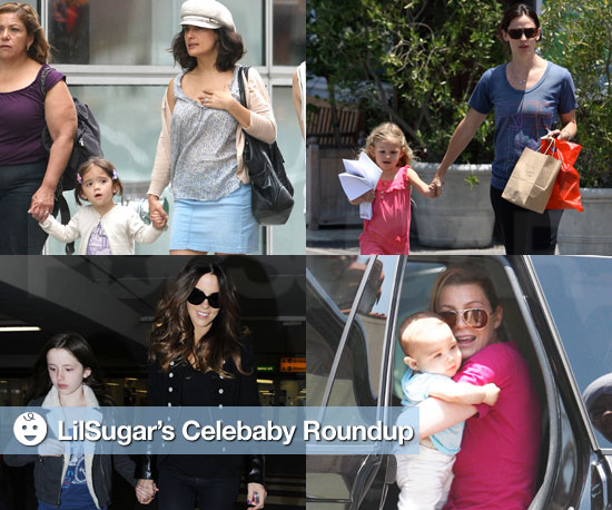 Pictures of Celebrity Babies 2010-06-21 16:44:00
