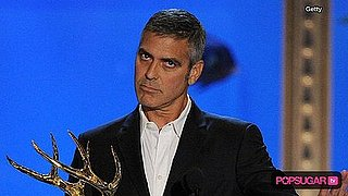 Video of George Clooney Acceptance Speech