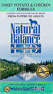 Natural Balance Dog Food Recalled