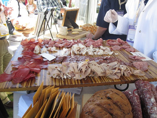 Charcuterie From Blackberry Farm