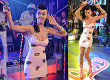 Pictures of Katy Perry Performing on Live Much at Much Music in Toronto Rumours About Latex Wedding Dress 2010-06-23 00:30:00