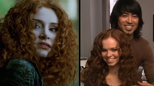 How To Curl Your Hair Like Victoria From Twilight Saga 2010-06-23 18:39:12