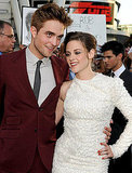 Pictures of Robert Pattinson and Kristen Stewart at Eclipse Premiere