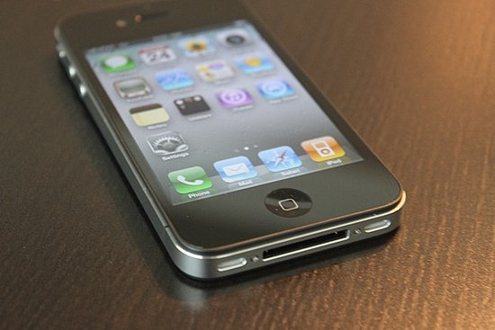 Pictures of the iPhone 4