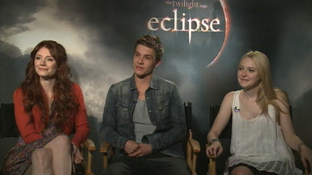 Interview With Eclipse Stars Dakota Fanning, Bryce Dallas Howard and Xavier Samuel