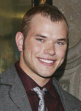 Kellan Lutz in April 2006: Premiere of Stick It in L.A.