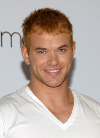 Kellan Lutz in May 2010: Promoting Calvin Klein X Underwear in NYC