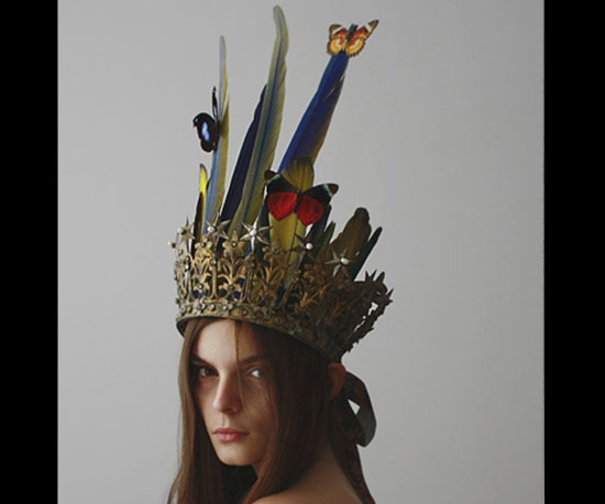 Littledoe Headpiece Photos