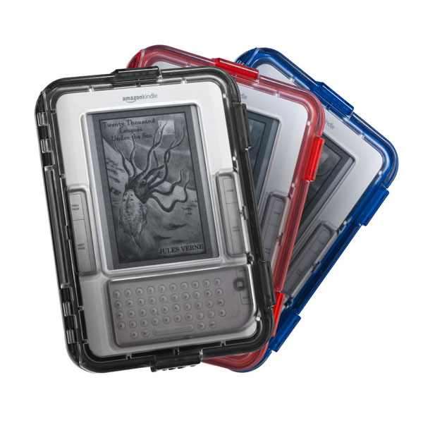 M-Edge Waterproof Kindle Case ($80)