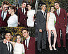 Pictures of Kristen Stewart and Robert Pattinson at Eclipse Premiere