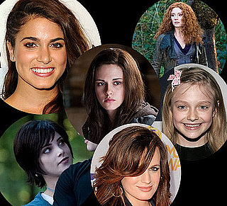 Photos of the Female Twilight Cast From Real Life to the Movie