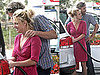 Pictures of Britney Spears and Jason Trawick at an LA Gas Station