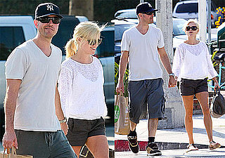 Pictures of Reese Witherspoon and Boyfriend Jim Toth Shopping in LA