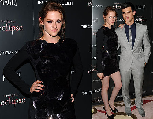 Kristen Stewart's New Light Hair at NYC Eclipse Screening With Taylor Lautner 2010-06-28 18:00:54