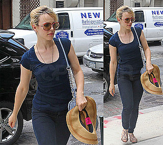 Pictures of Rachel McAdams in New York City
