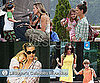 Pictures of Suri Cruise, Katie Holmes, Victoria Beckham, Heidi Klum, and Sheryl Crow