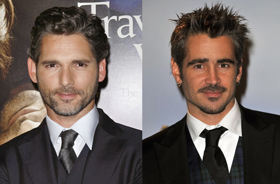 Eric Bana and Colin Farrell to Star in Indie Drama By Virtue Fall Directed by Sheldon Turner
