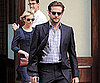 Slide Picture of Renee Zellweger and Bradley Cooper Leaving New York Hotel