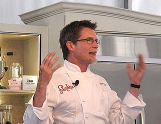 Pictures of Rick Bayless Making Mole at the 2010 Food & Wine Classic in Aspen, CO