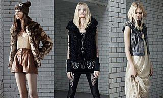 Topshop Autumn/Winter '10 Collection