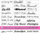 Sites For Free Font Downloads