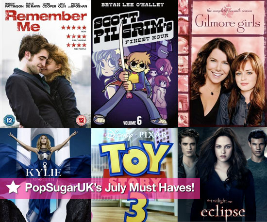 PopSugarUK's Must Haves of Films, DVDs, and CDs Released in July 2010