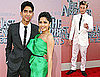 Pictures of Dev Patel, Freida Pinto, and Jackson Rathbone at The Last Airbender Premiere in NYC
