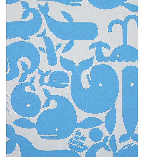 Little Whales Wallpaper