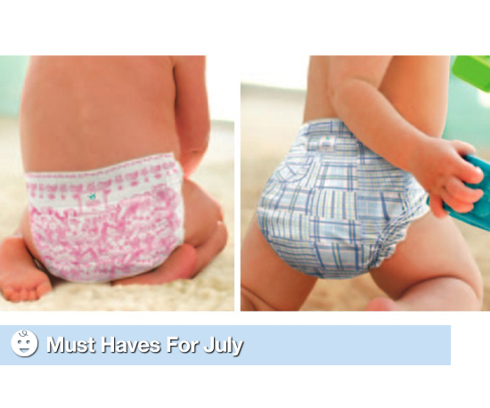Mommy Must Haves For July