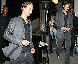 Pictures of Alexander Skarsgard and Kate Bosworth Together in LA
