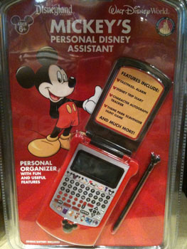 Mickey PDA Toy For Kids