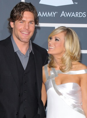 Carrie Underwood and Mike Fisher get married in Southern style wedding