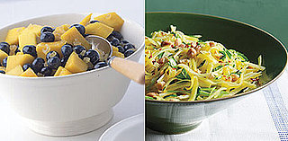 Green Mango Salad vs. Sweet Mango Salad
