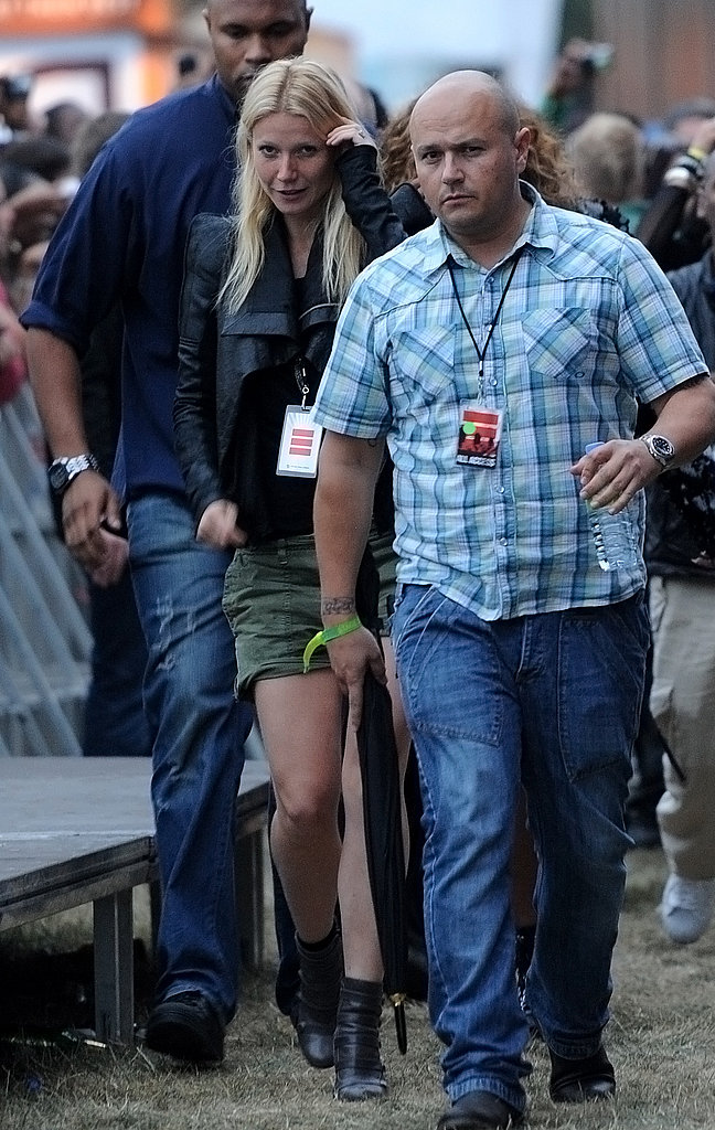 Pictures of Gwyneth, Jay and B