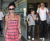 Pictures of David and Victoria Beckham