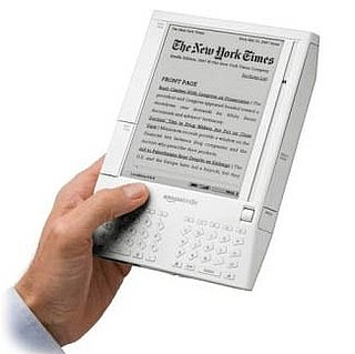 Amazon Awarded Patent For Dual-Screen eReaders