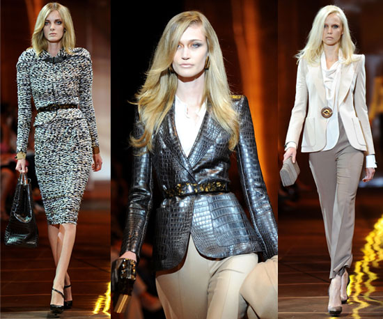 10 Office-Chic Looks Inspired by Armani Privé Couture