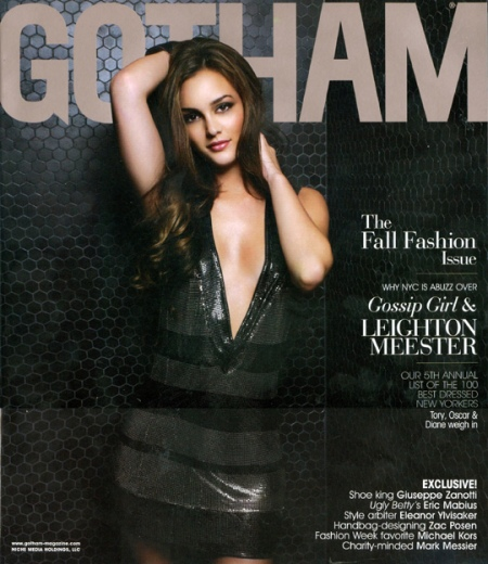September 2008: Gotham Magazine