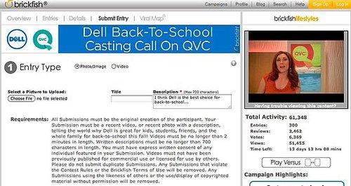 Win a Dell - Back to School Contest