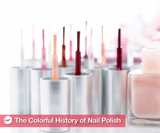 The History of Nail Polish 2010-07-08 08:00:32