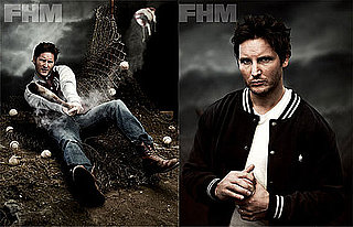 Peter Facinelli Steps Up to Bat in FHM 2010-07-08 02:00:00